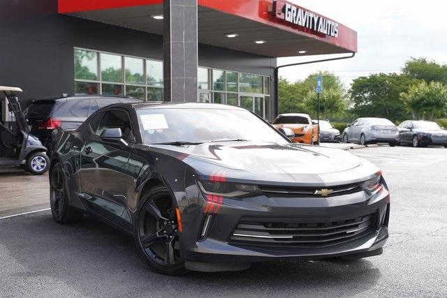 Used 2016 Chevrolet Camaro 2LT for sale $27,996 at Gravity Autos Roswell in Roswell GA 30076 2