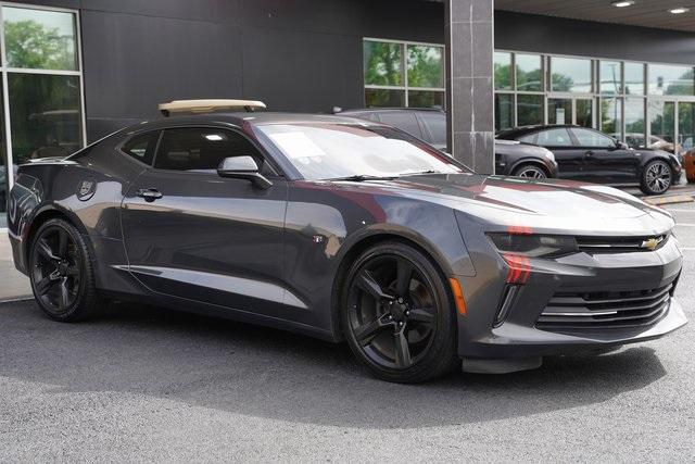 Used 2016 Chevrolet Camaro 2LT for sale $27,996 at Gravity Autos Roswell in Roswell GA 30076 7