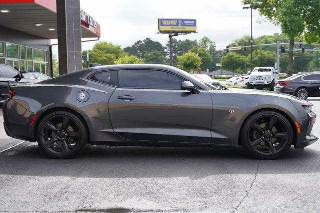 Used 2016 Chevrolet Camaro 2LT for sale $27,996 at Gravity Autos Roswell in Roswell GA 30076 8