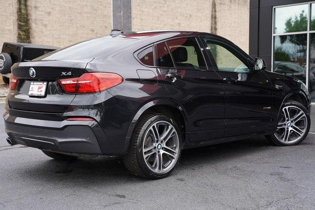 Used 2016 BMW X4 xDrive28i for sale $30,996 at Gravity Autos Roswell in Roswell GA 30076 13