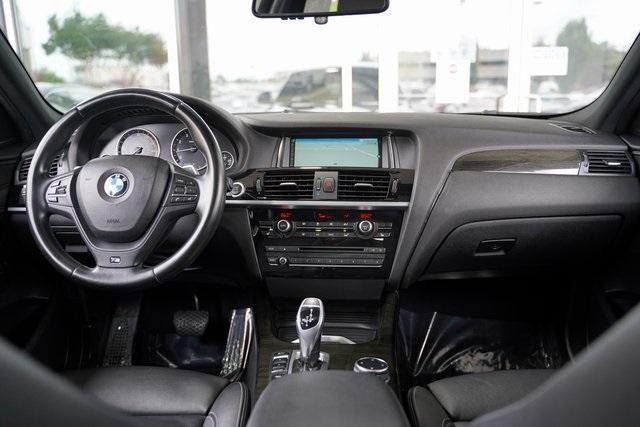 Used 2016 BMW X4 xDrive28i for sale $30,996 at Gravity Autos Roswell in Roswell GA 30076 15