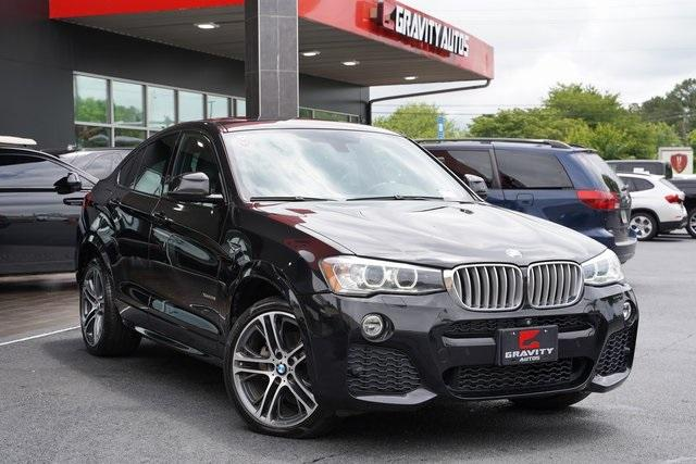 Used 2016 BMW X4 xDrive28i for sale $30,996 at Gravity Autos Roswell in Roswell GA 30076 2