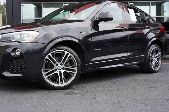 Used 2016 BMW X4 xDrive28i for sale $30,996 at Gravity Autos Roswell in Roswell GA 30076 3