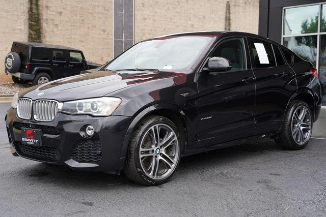 Used 2016 BMW X4 xDrive28i for sale $30,996 at Gravity Autos Roswell in Roswell GA 30076 5