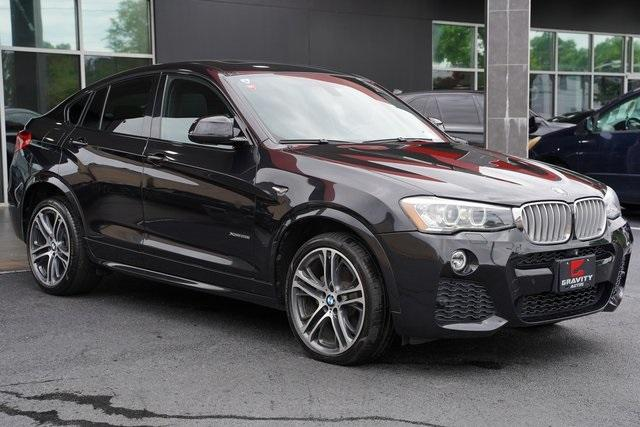 Used 2016 BMW X4 xDrive28i for sale $30,996 at Gravity Autos Roswell in Roswell GA 30076 7