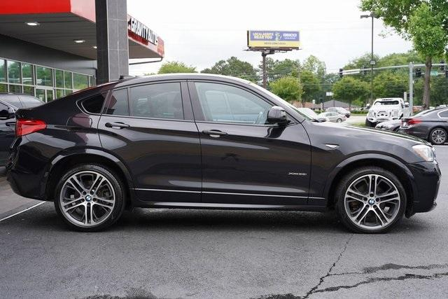 Used 2016 BMW X4 xDrive28i for sale $30,996 at Gravity Autos Roswell in Roswell GA 30076 8