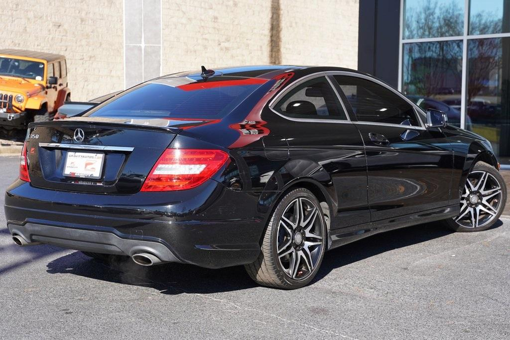 Used 2015 Mercedes-Benz C-Class C 350 for sale $24,996 at Gravity Autos Roswell in Roswell GA 30076 12
