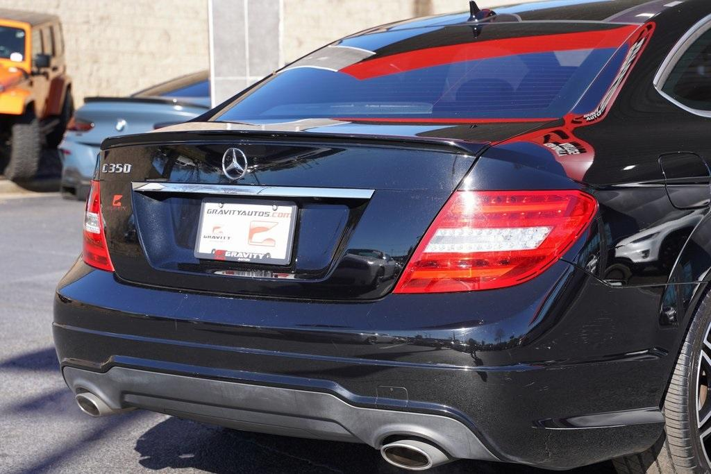 Used 2015 Mercedes-Benz C-Class C 350 for sale $24,996 at Gravity Autos Roswell in Roswell GA 30076 13