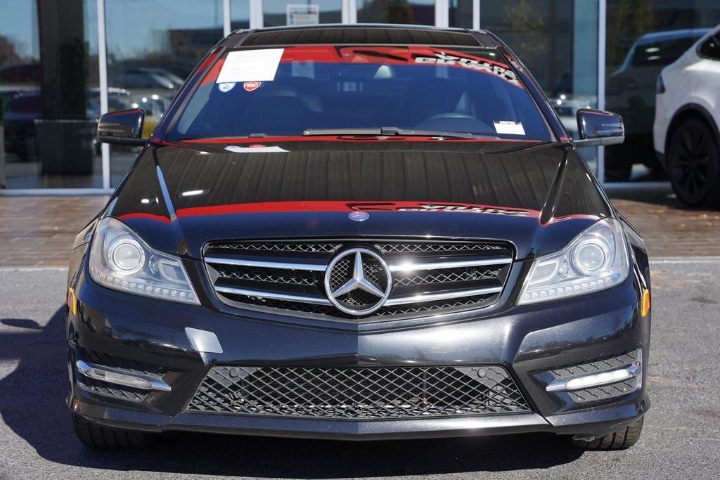Used 2015 Mercedes-Benz C-Class C 350 for sale $24,996 at Gravity Autos Roswell in Roswell GA 30076 5