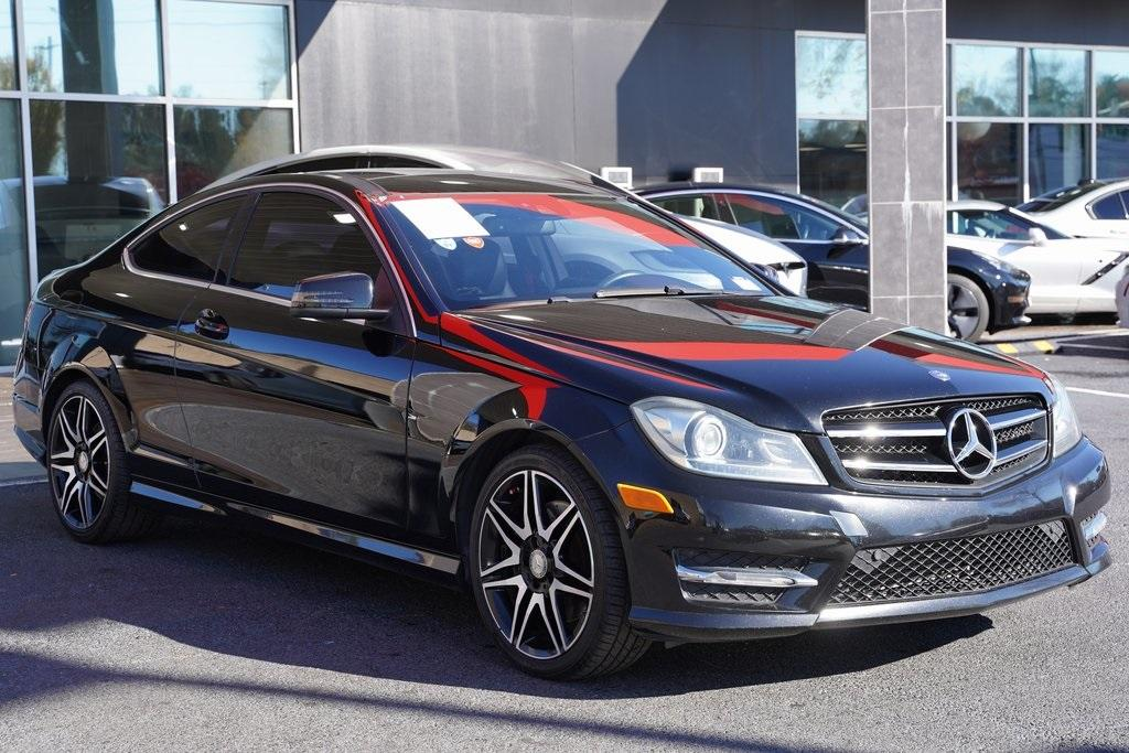 Used 2015 Mercedes-Benz C-Class C 350 for sale $24,996 at Gravity Autos Roswell in Roswell GA 30076 6