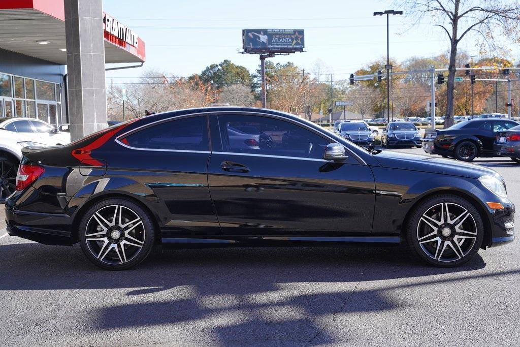 Used 2015 Mercedes-Benz C-Class C 350 for sale $24,996 at Gravity Autos Roswell in Roswell GA 30076 7