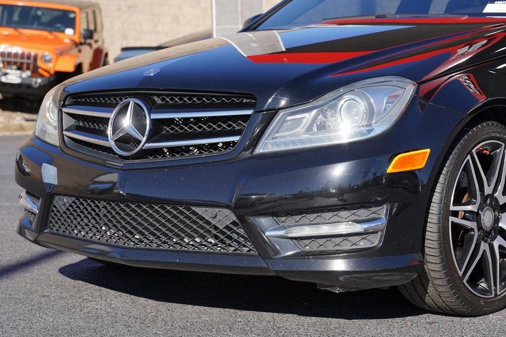 Used 2015 Mercedes-Benz C-Class C 350 for sale $24,996 at Gravity Autos Roswell in Roswell GA 30076 8