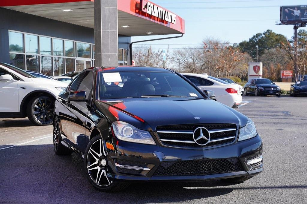 Used 2015 Mercedes-Benz C-Class C 350 for sale $24,996 at Gravity Autos Roswell in Roswell GA 30076 1