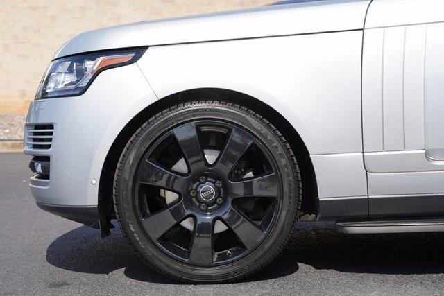 Used 2015 Land Rover Range Rover 3.0L V6 Supercharged HSE for sale $47,996 at Gravity Autos Roswell in Roswell GA 30076 10