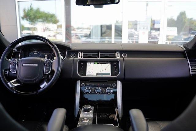 Used 2015 Land Rover Range Rover 3.0L V6 Supercharged HSE for sale $47,996 at Gravity Autos Roswell in Roswell GA 30076 15