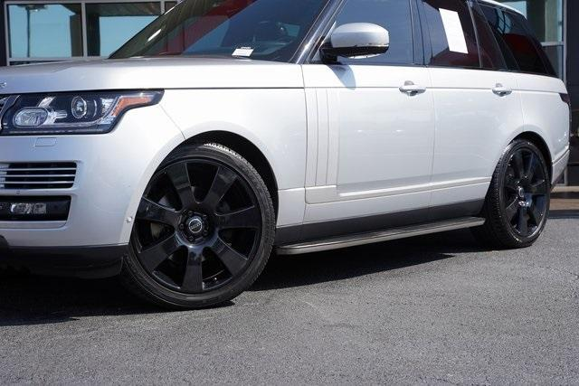 Used 2015 Land Rover Range Rover 3.0L V6 Supercharged HSE for sale $47,996 at Gravity Autos Roswell in Roswell GA 30076 3
