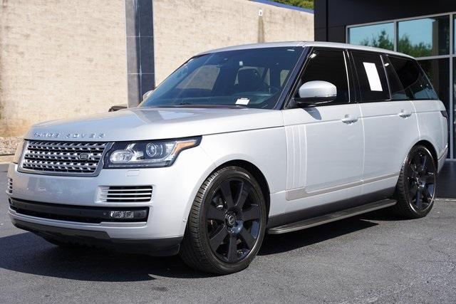 Used 2015 Land Rover Range Rover 3.0L V6 Supercharged HSE for sale $47,996 at Gravity Autos Roswell in Roswell GA 30076 5