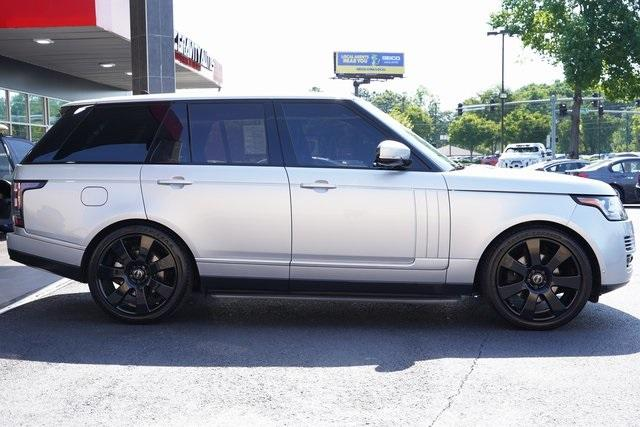 Used 2015 Land Rover Range Rover 3.0L V6 Supercharged HSE for sale $47,996 at Gravity Autos Roswell in Roswell GA 30076 8