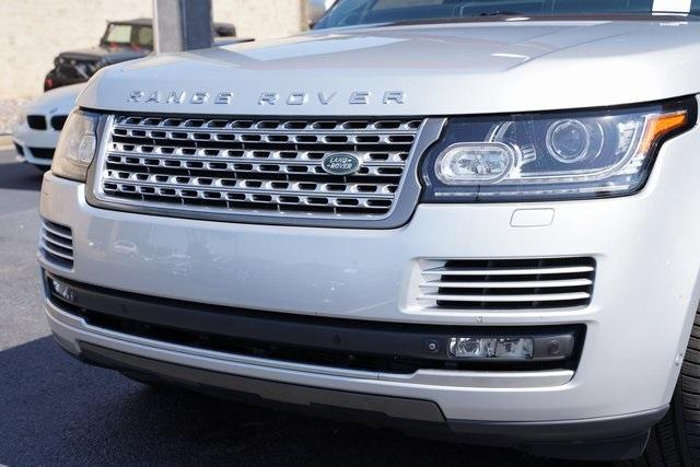 Used 2015 Land Rover Range Rover 3.0L V6 Supercharged HSE for sale $47,996 at Gravity Autos Roswell in Roswell GA 30076 9