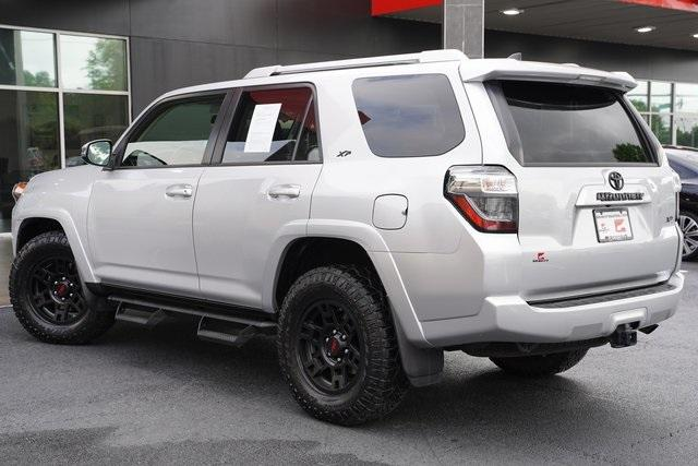Used 2018 Toyota 4Runner SR5 Premium for sale $39,996 at Gravity Autos Roswell in Roswell GA 30076 12