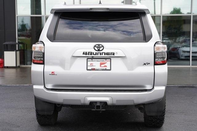 Used 2018 Toyota 4Runner SR5 Premium for sale $39,996 at Gravity Autos Roswell in Roswell GA 30076 13