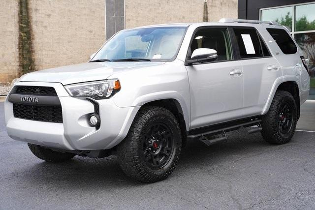 Used 2018 Toyota 4Runner SR5 Premium for sale $39,996 at Gravity Autos Roswell in Roswell GA 30076 5