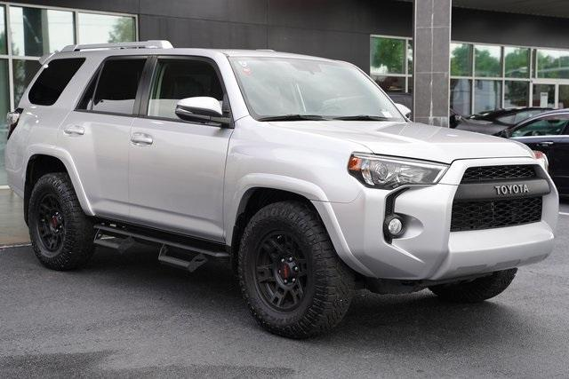 Used 2018 Toyota 4Runner SR5 Premium for sale $39,996 at Gravity Autos Roswell in Roswell GA 30076 7