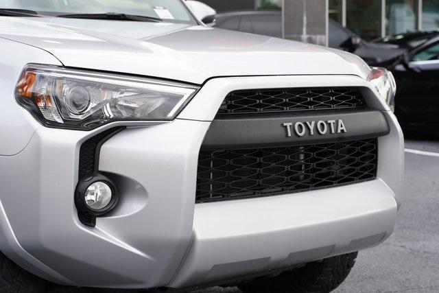 Used 2018 Toyota 4Runner SR5 Premium for sale $39,996 at Gravity Autos Roswell in Roswell GA 30076 9