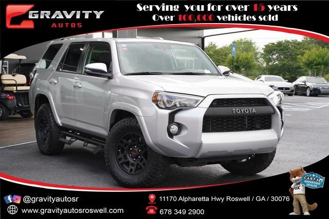 Used 2018 Toyota 4Runner SR5 Premium for sale $39,996 at Gravity Autos Roswell in Roswell GA 30076 1