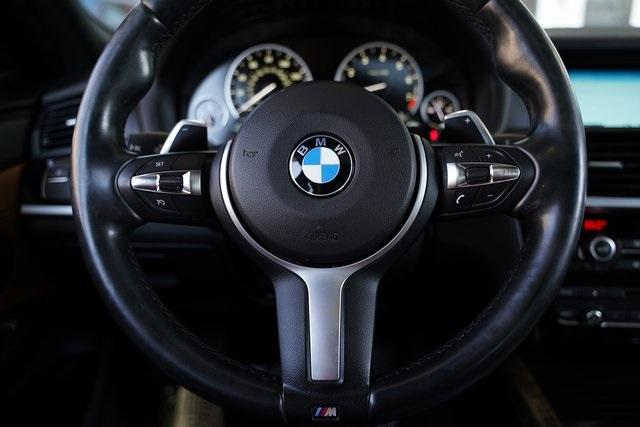 Used 2017 BMW X4 M40i for sale $38,996 at Gravity Autos Roswell in Roswell GA 30076 16