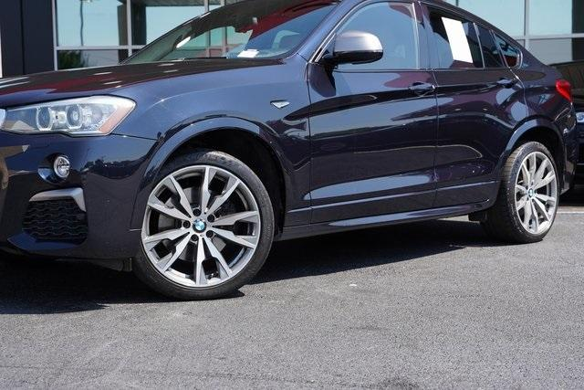 Used 2017 BMW X4 M40i for sale $38,996 at Gravity Autos Roswell in Roswell GA 30076 3