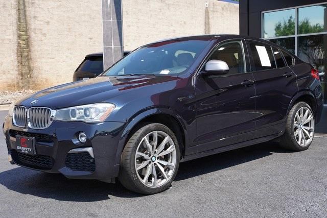 Used 2017 BMW X4 M40i for sale $38,996 at Gravity Autos Roswell in Roswell GA 30076 5