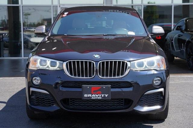 Used 2017 BMW X4 M40i for sale $38,996 at Gravity Autos Roswell in Roswell GA 30076 6