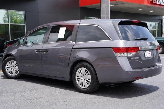 Used 2016 Honda Odyssey LX for sale $20,996 at Gravity Autos Roswell in Roswell GA 30076 10