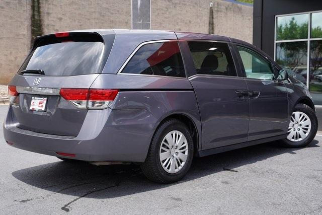 Used 2016 Honda Odyssey LX for sale $20,996 at Gravity Autos Roswell in Roswell GA 30076 12