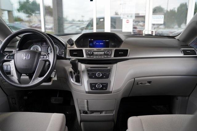 Used 2016 Honda Odyssey LX for sale $20,996 at Gravity Autos Roswell in Roswell GA 30076 14
