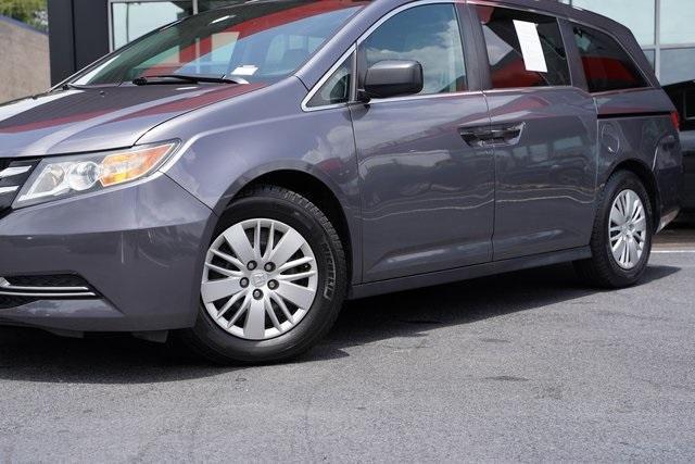 Used 2016 Honda Odyssey LX for sale $20,996 at Gravity Autos Roswell in Roswell GA 30076 3