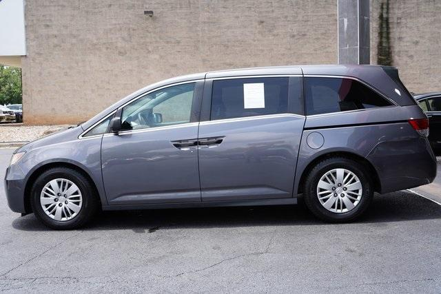 Used 2016 Honda Odyssey LX for sale $20,996 at Gravity Autos Roswell in Roswell GA 30076 4