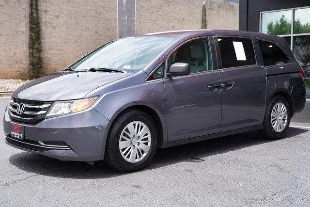 Used 2016 Honda Odyssey LX for sale $20,996 at Gravity Autos Roswell in Roswell GA 30076 5