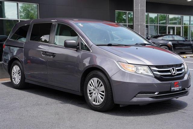 Used 2016 Honda Odyssey LX for sale $20,996 at Gravity Autos Roswell in Roswell GA 30076 7