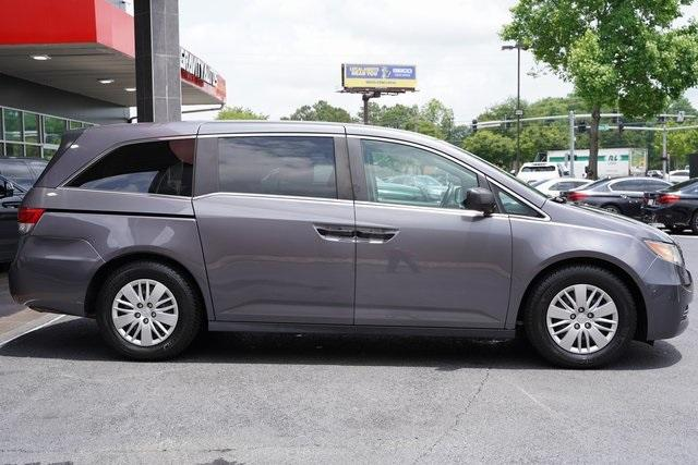 Used 2016 Honda Odyssey LX for sale $20,996 at Gravity Autos Roswell in Roswell GA 30076 8