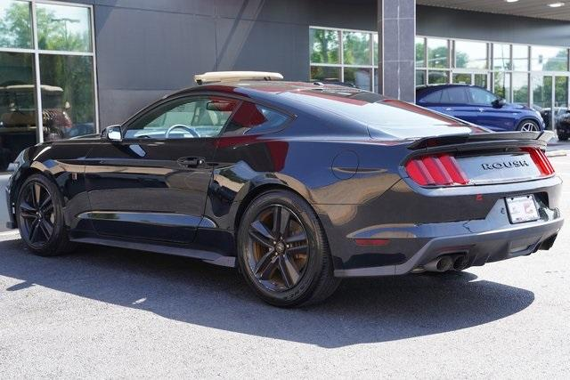 Used 2015 Ford Mustang EcoBoost Premium for sale $22,996 at Gravity Autos Roswell in Roswell GA 30076 10