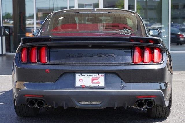 Used 2015 Ford Mustang EcoBoost Premium for sale $22,996 at Gravity Autos Roswell in Roswell GA 30076 11