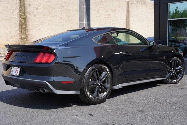 Used 2015 Ford Mustang EcoBoost Premium for sale $22,996 at Gravity Autos Roswell in Roswell GA 30076 12