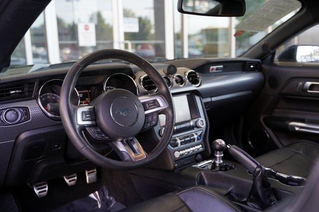 Used 2015 Ford Mustang EcoBoost Premium for sale $22,996 at Gravity Autos Roswell in Roswell GA 30076 14