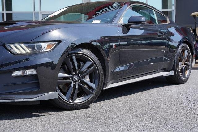 Used 2015 Ford Mustang EcoBoost Premium for sale $22,996 at Gravity Autos Roswell in Roswell GA 30076 3