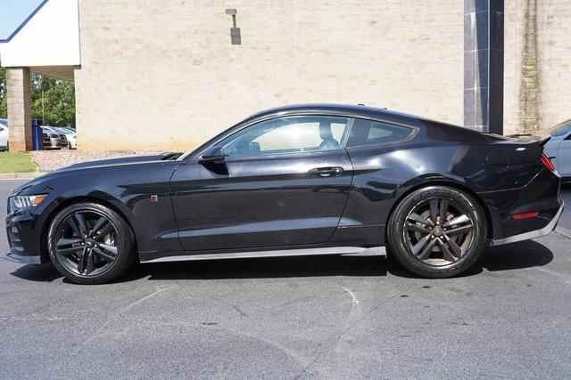 Used 2015 Ford Mustang EcoBoost Premium for sale $22,996 at Gravity Autos Roswell in Roswell GA 30076 4