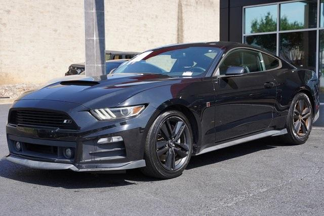 Used 2015 Ford Mustang EcoBoost Premium for sale $22,996 at Gravity Autos Roswell in Roswell GA 30076 5
