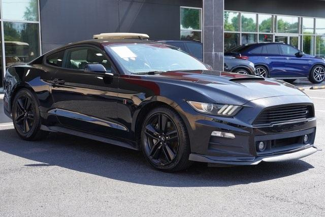 Used 2015 Ford Mustang EcoBoost Premium for sale $22,996 at Gravity Autos Roswell in Roswell GA 30076 7