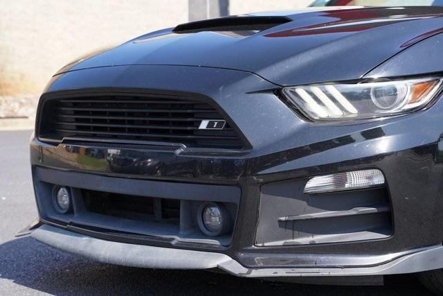 Used 2015 Ford Mustang EcoBoost Premium for sale $22,996 at Gravity Autos Roswell in Roswell GA 30076 9